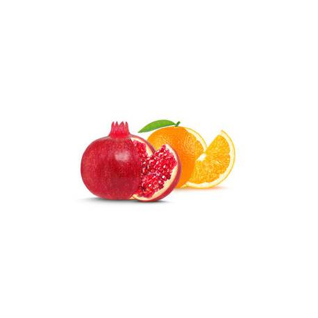 Mixed (8 kg of grenadesand 2 kg of tangerines)