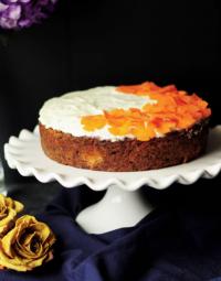 Yogurt and Orange Sponge Cake Recipe for diabetics