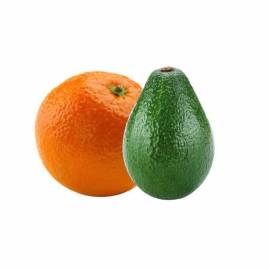 2kg Avocados + 13kg Orangensaft