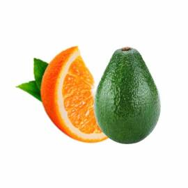 2kg Avocados + 13kg Tafelorangen