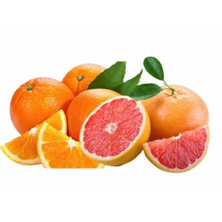 5 kg Grapefruit + 10 kg Orangensaft