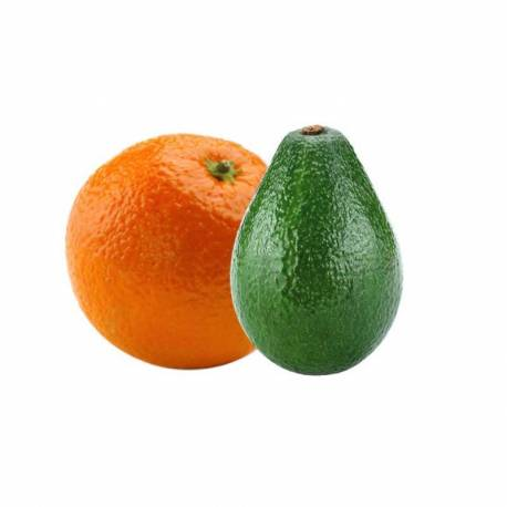 Oranges Juice (13 Kg) and avocado(2Kg)