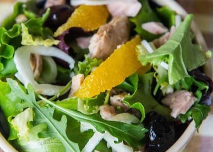 Orangen Fenchel Salat: frisch, knackig und mit einer süßen Note