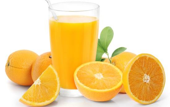 The orange: an important source in vitamin C that helps your body