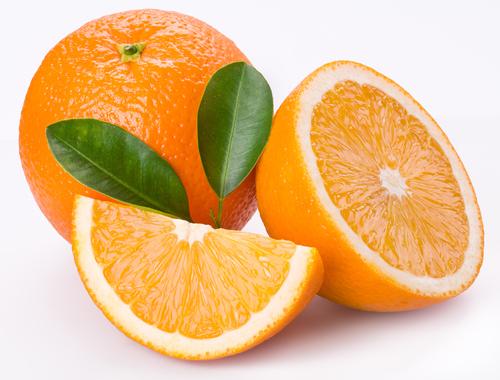 Detoxify with orange