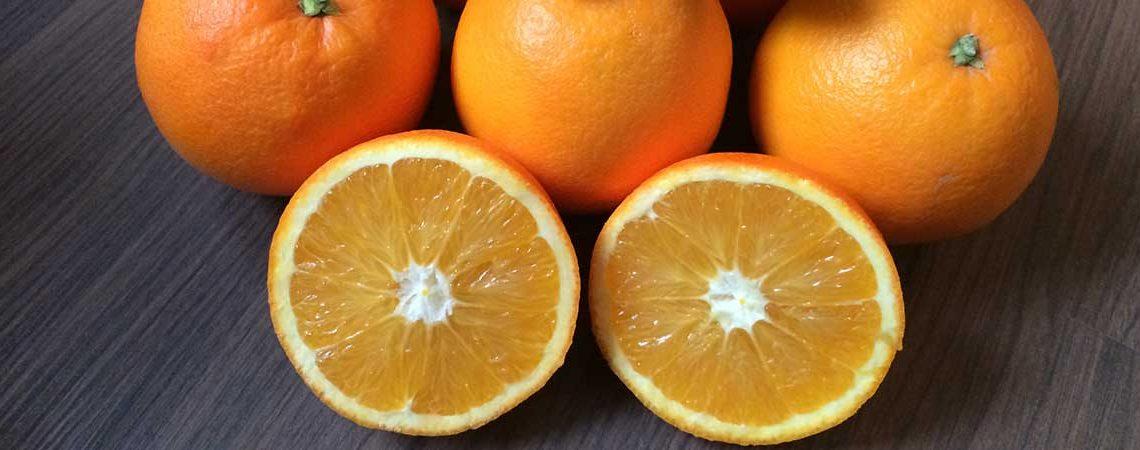 Orange juice calories