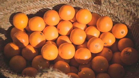 How many types of mandarins are there?
