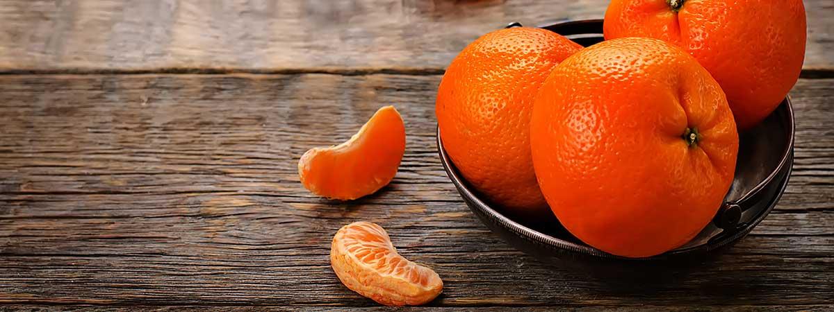Types of tangerines that exist