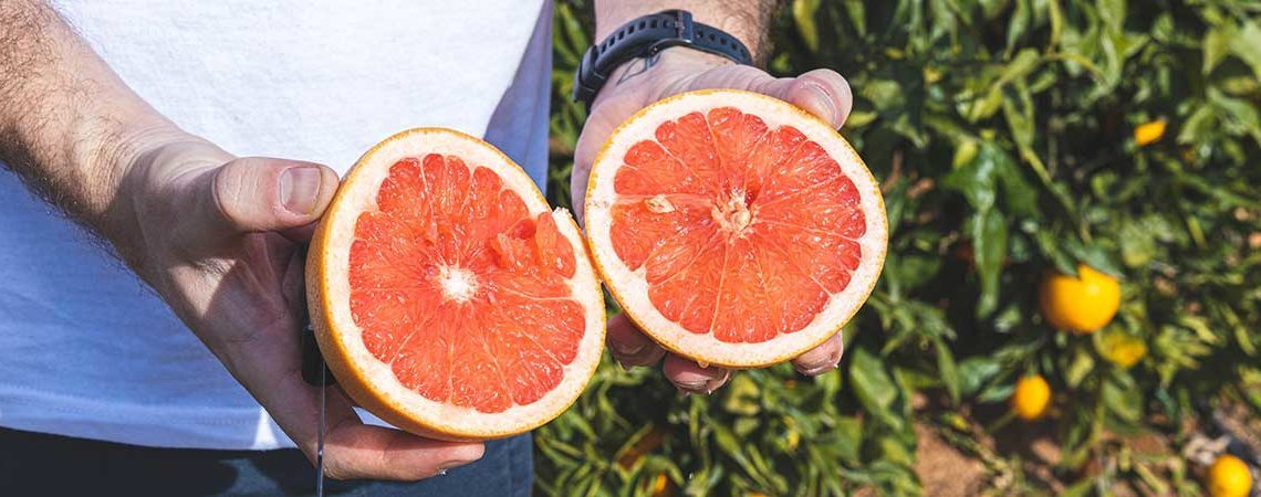 What are the properties of grapefruit?